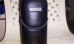Philips Bluetooth speaker in excellent condition only