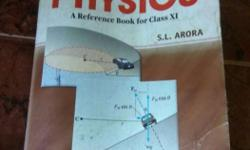 Physics Guide Arora for class xi
