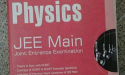 Physics JEE Main Book