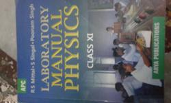 physics lab manual of class 11