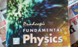 Physics Pradeep Class 12. 100% success in physics for