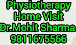 9811675566 Physiotherapy Home Visit Facility @ (