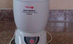 Pigeon Steam Sterilizer for Sale. It is Useful to
