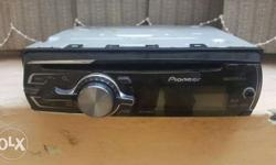 Pioneer 5450sd stereo with Back USB And 3 pre output