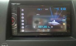 Pioneer AVH1590 Model Touch screen , DVD New condition