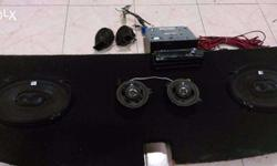 Pioneer Car Audio Mp3 Stereo System, JBL 6� Speaker Two