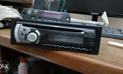 Pioneer music player with usb aux nemory card reader