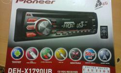I want to sale pioneer music system brand new best
