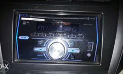 Pioneer origal 2 din with usb disc aux fm all at very