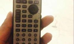 Pioneer original remote for dvd player. Used for