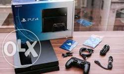 brand new original playstation 4 500GB for sale and