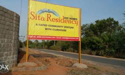 avc homes is a 30 years company sita residency is gated