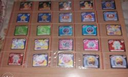 Pokemon cheetos motion cards for sale 12 yrs old