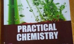 Practical Comprehensive Chemistry for class 11th.
