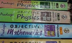 Pradeep's books (complete set) for JEE(mains and