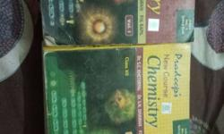 Pradeep's chemistry class 12 vol1 and 2 edition