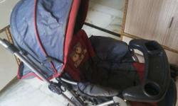 Nice condition pram new condition used occasionally.
