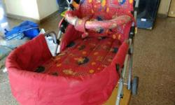 pram for toddlers in very good condition hardly used at