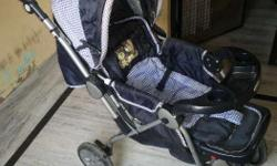 Pram in a very good condition. Used only 3 months.