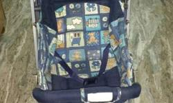 Well maintained, baby pram for 0 - 3yr, Use in 3-