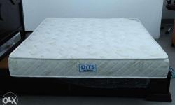75x60x6 inch luxury spring mattress with pillows-brand