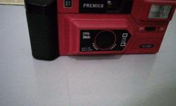 I am selling my premeier pc-500 camera with flash.Its