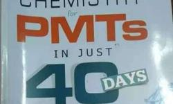 Prepare Chemistry For PMTs In Just 40 Days Book