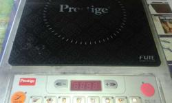 Prestige induction stove old sale model number 1.0DLX