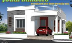 house near gana center chipest properties just 25 lakh