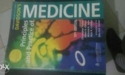 Principles And Practice Of Medicine Book