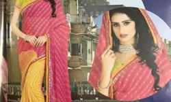 printed brand new sarees at reasonable prices