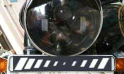 Projector headlamp for Royal Enfield, Bought it for 7k,
