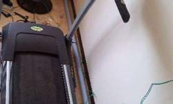 Propel Treadmill With Easy Foldable In Good Working