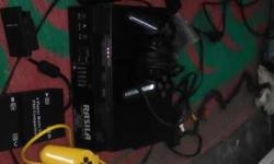 ps2 with hard drive and 4 joysticks and 3 pen drive's