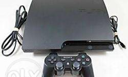 Selling my Playstation 3 320 gb with 20 Games one