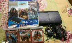 ps3 500 gb excellent consldition first owner