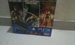 My ps3 is in gr8 condition,with box, all instruction