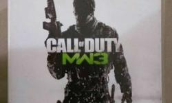 PS3 Call Of Duty MW3 Case