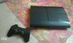It's a very good ps3 in pakka condition with five