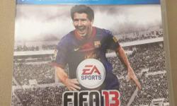 fifa 13- Rs.750 W12-Rs.750 Uncharted 3-Rs.750 Fifa