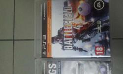 Ps3 games for sell..games r Watch dogs battlefield 4