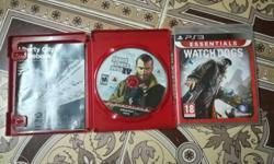 nice and decent condition, sorry guys watch dogs sold.