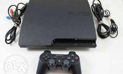 ps3 slim good condition