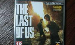 PS3 The Last Of Us Case
