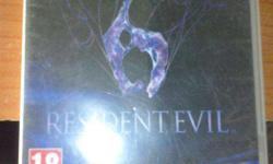 PS3 Used Games Sales Resident evil 6