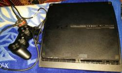 PS3 with 1 joystik only