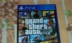 Ps4 game gta 5 brand new must play
