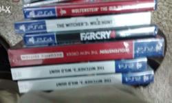Ps4 games CDs best offer price