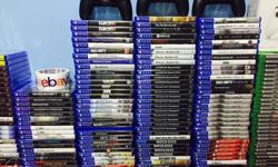 EACH GAME HAS DIFFERENT PRICE PS4 Controller Games