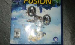 hi guys I am selling my ps4 game.trials fusion.it is in